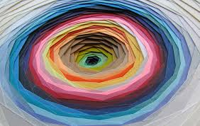 3D color substance